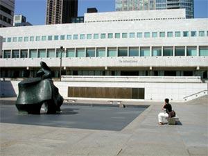 Juilliard School and Lincoln Center theater
